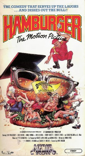 Hamburger - The Motion Picture [VHS]