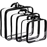 Best Compression Packing Cubes - Clear Compression Packing Cubes 3 Set - Bags Review