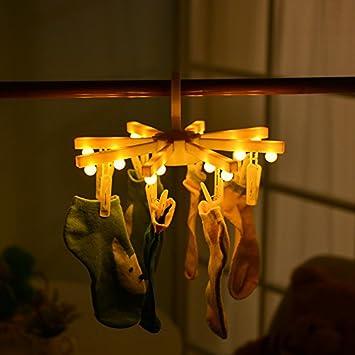 Lampe Led Clip À Penderie Suspension Pour Avec Aibote Piles 0OXwkZ8nNP