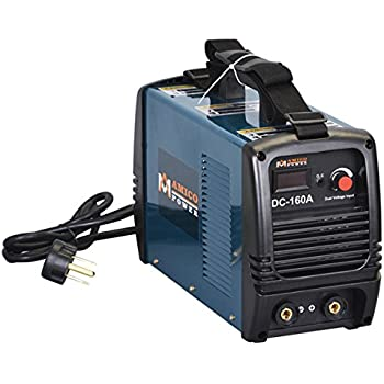 DC-160A Arc/MMA/Stick 110/230V Dual Voltage Welder Soldering 110/230V