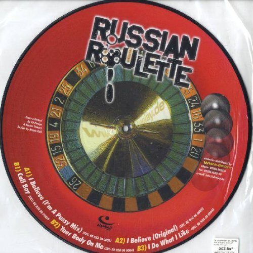 Russian Roulette - Russian Roulette - Highball Music - Highball 02/005