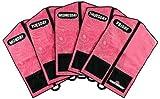 Organizables Children's Hanging Clothes Organizer, Girls Standard Weekday Set, Pink