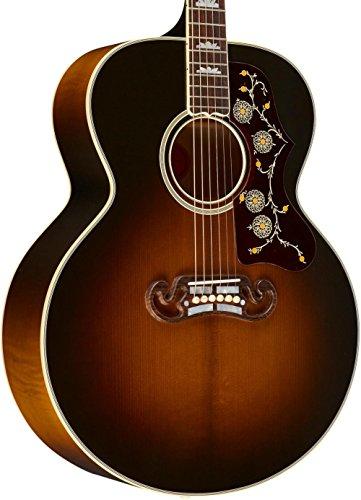 Gibson Acoustic SJ22VNGH1 SJ-200, Vintage Sunburst