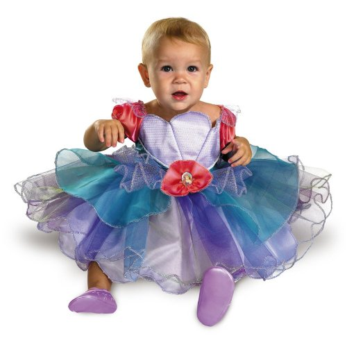 [Ariel Infant - Size: 12-18 months Costume] (Princess Costumes For Babies)