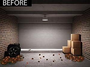 homemate keep garages clean dry 4 meter strip. Black Bedroom Furniture Sets. Home Design Ideas