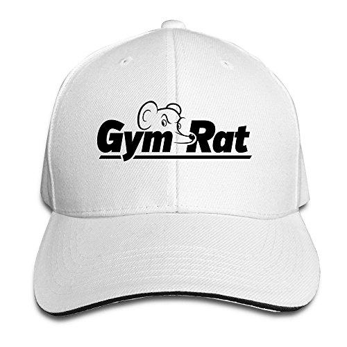 MaNeg Gym Rat Sandwich Peaked Hat & - Online Shop Bvlgari Bags