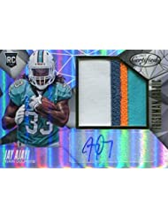 Jay Ajayi Autographed 2015 Panini Certified Rookie Jersey Card - Panini Certified - NFL Autographed Football Cards