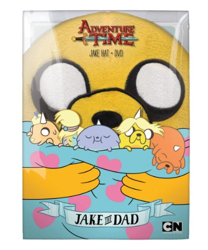 Amazon cartoon network adventure time jake the dad v5 amazon cartoon network adventure time jake the dad v5 various movies tv voltagebd Images