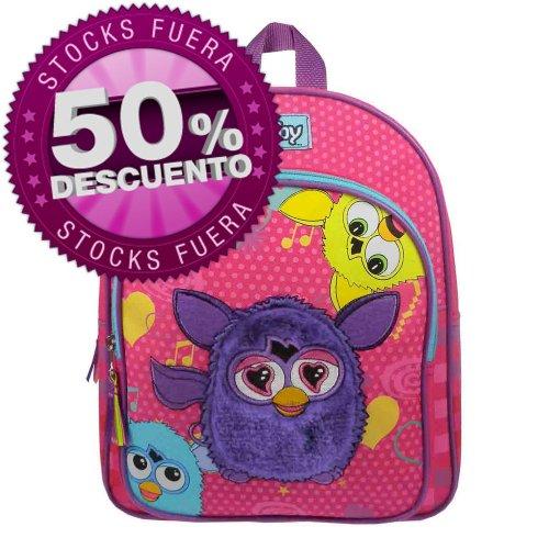 Furby Despatch Bag-Hot Pink