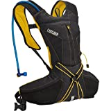 Camelbak Octane XCT Hydration Pack (100-Ounce/200 Cubic-Inch, Black/Lemon Chrome), Outdoor Stuffs