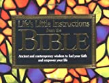 Life's Little Instructions from the Bible, H. Jackson Brown and Rosemary C. Brown, 1558538313