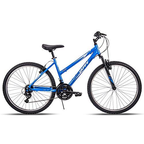 Huffy Hardtail Mountain Bike, Exxo 26 inch 21-Speed, Lightweight
