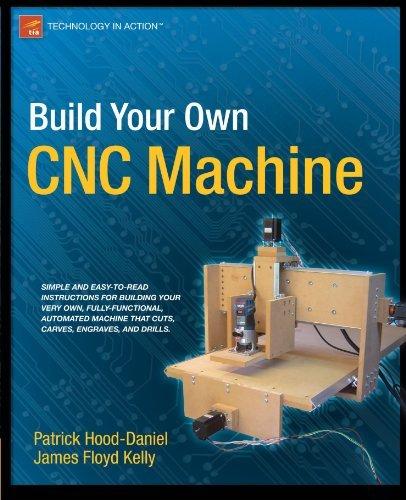 cnc machine book - 9