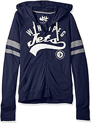 NHL Women's Rundown Full Zip Hoodie