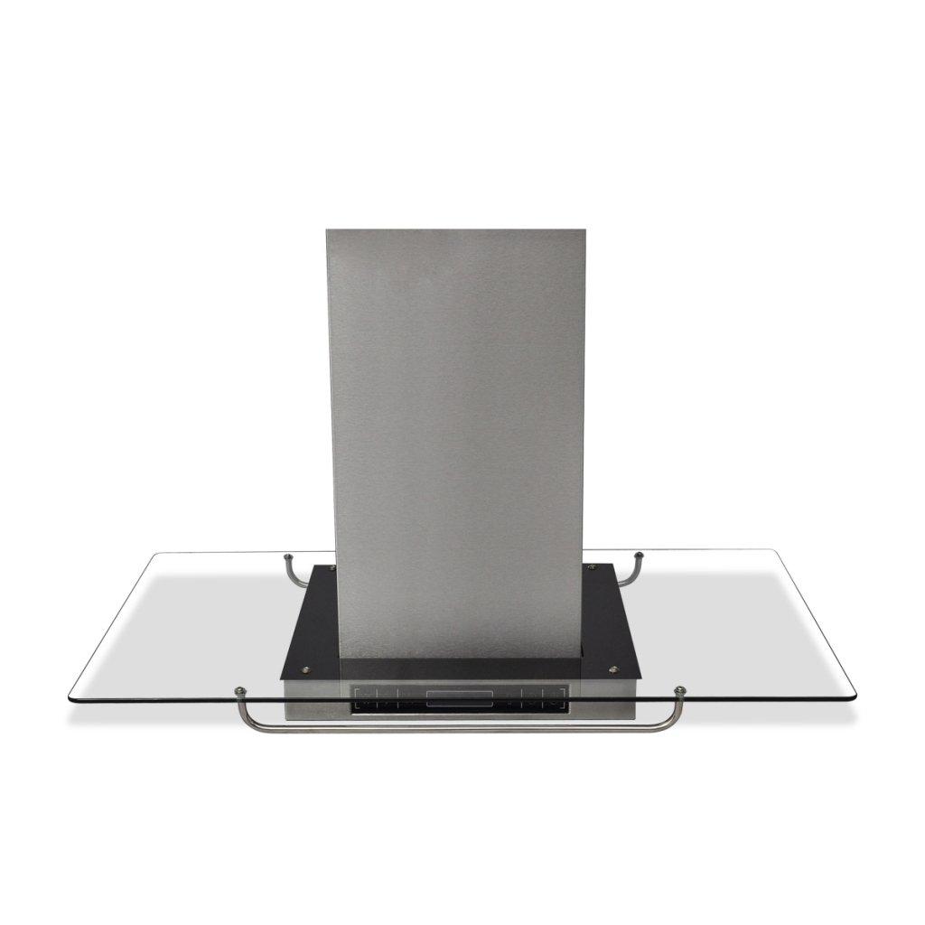 Monter Un Ilot De Cuisine Ikea ~ Vidaxl 50167 Hotte Aspirante Pour Lot Avec 2 Ampoules Et Tuyau