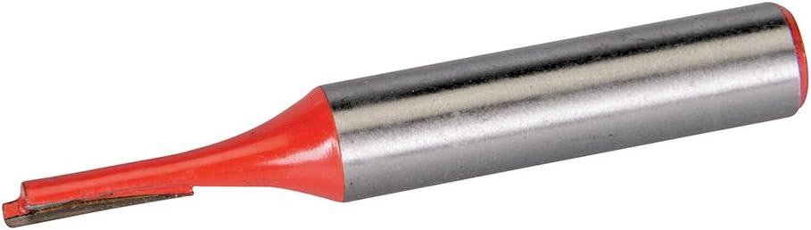 3 x 12 mm Fraise droite de 8 mm métrique