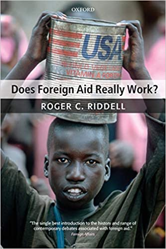 Does Foreign Aid Help To Achieve Economic Stability?