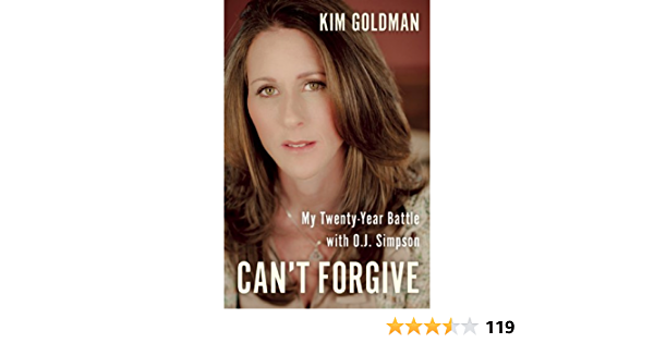 Cant Forgive: My 20-Year Battle with OJ Simpson (English Edition)