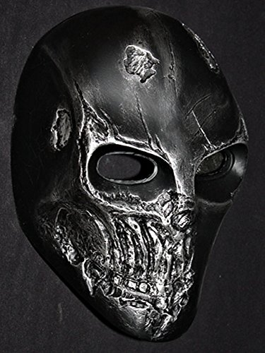 tripple_777 Custom Army of Two Halloween Costume Cosplay BB Gun Paintball Airsoft Mask Rios R2 Black MA300 am]()
