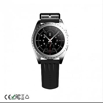 Smartwatch con Pulsómetros,Seguimiento Calorías,responder y ...