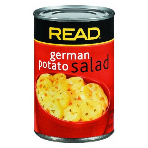 READ SALAD: German Potato Salad, 15 oz