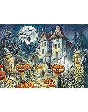 Ravensburger puzzel Halloween - legpuzzel - 300 stukjes