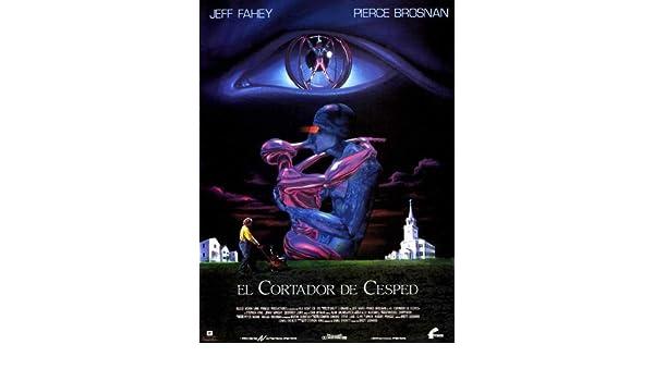 Póster de la película El hombre para cortacésped (- 27 x 101,6 cm ...