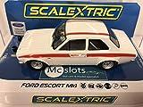 Scalextric Ford Escort MK1 50th Anniversary Mexico