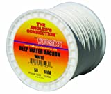 Cheap Woodstock Deep Water Dacron Fishing Line, 600 Yards/130# Test, White