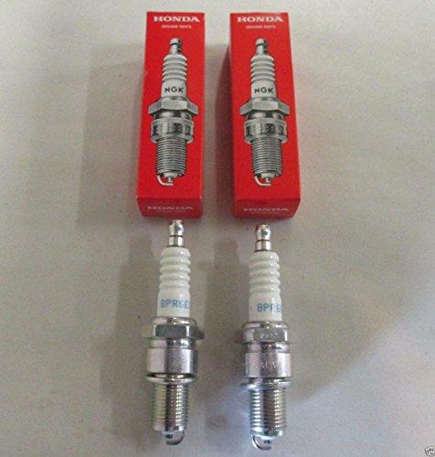 2 Pack Genuine Honda 98079-56846 Spark Plug Fits NGK BPR6ES OEM