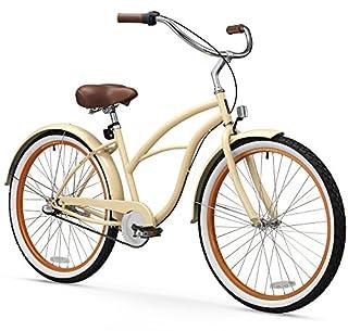 Best Beach Cruiser Bike Reviews: sixthreezero Women's 3-Speed Beach Cruiser Bicycle