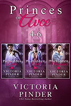 Princes of Avce 4-6 by [Pinder, Victoria]