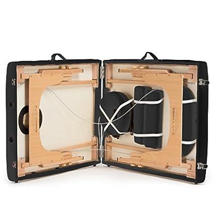 Amazon.com: Camilla Para Masajes Portatil - Cama Para Masajes Plegable - Masajes Terapeuticos - Soporta 205 Kg: Automotive
