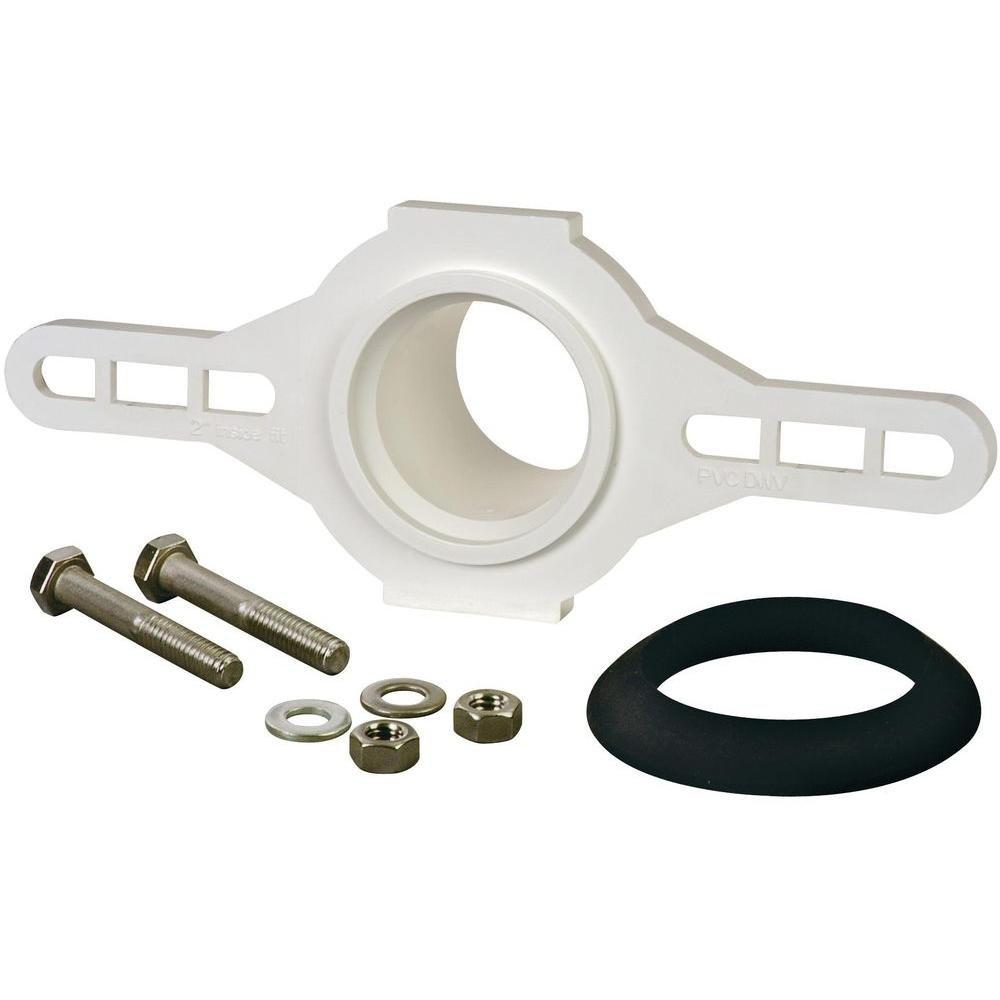 Zurn UF2970 Z5976-URINAL Urinal Flange Kit PVC for Model Z5976