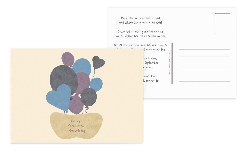 Einladung Airballoons, Airballoons, Airballoons, 60 Karten, Sonnengelb B07L18YTJY | Günstigen Preis  | Erste Qualität  | Klein und fein  07911a