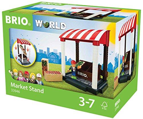 Village Market (Brio Market Stand)