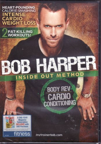 bob harper cardio conditioning - 2