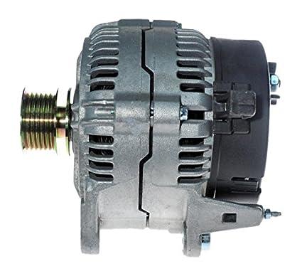 HELLA 8EL 011 710-131 Alternador, 14V / 120A, poleas - Ø: 49mm: Amazon.es: Coche y moto