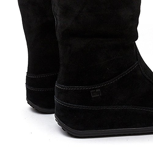 8794a03deaafb cheap Fitflop Womens Superfringe Mukluk Knee-High Suede Boot Shoe ...