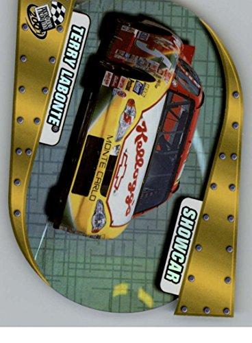 2001 Press Pass Showcar #S5B Terry Labonte's Car NM-MT