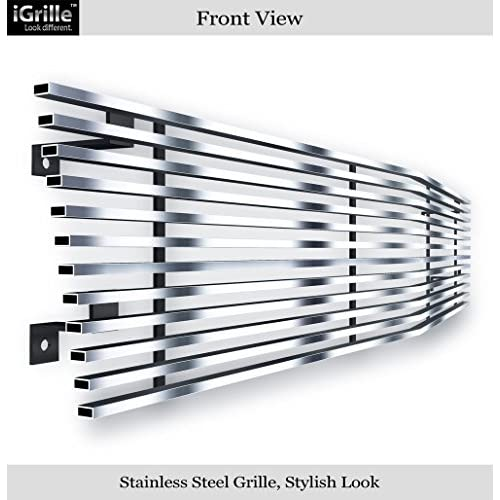 Aluminum Black Billet Grille For 82-90 Chevy S-10 Pickup/Blazer/S-15/Jimmy Grilles Automotive