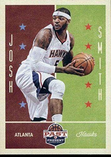 (Basketball NBA 2012-13 Past and Present #85 Josh Smith Hawks)