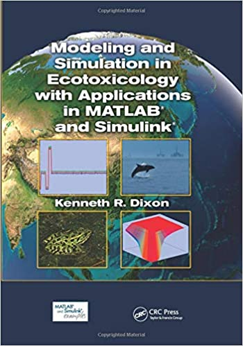 Modeling and Simulation in Ecotoxicology with Applications in MATLAB