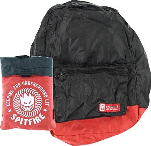 Spitfire Underground Backpack Black