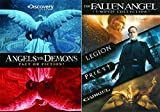 The Fallen Angel Movie Collection + Angels VS Demons Discovery DVD Movie Set Feature (LEGION / PRIEST / GABRIEL)