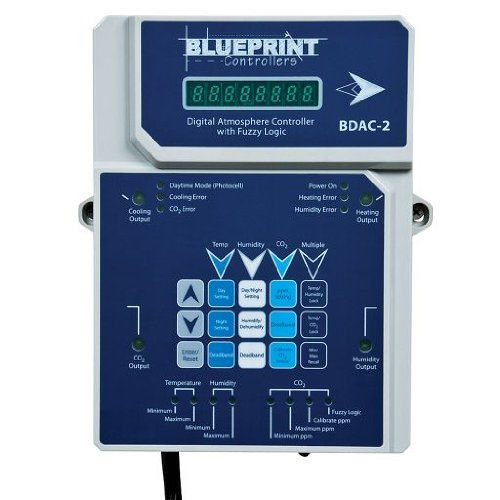Atmosphere Controller - Blueprint Digital Atmosphere Controller w/ Fuzzy Logic, BDAC-2