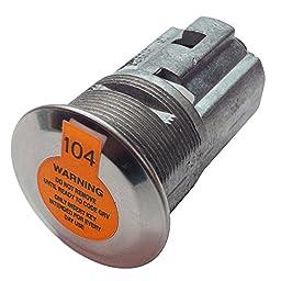 BOLT 7023481 Replacement Lock Cylinder for BOLT Toolbox Retrofit Kit #7023548