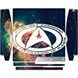 Star Command Playstation 3 & PS3 Slim Vinyl Decal Sticker Skin by Demon Decal