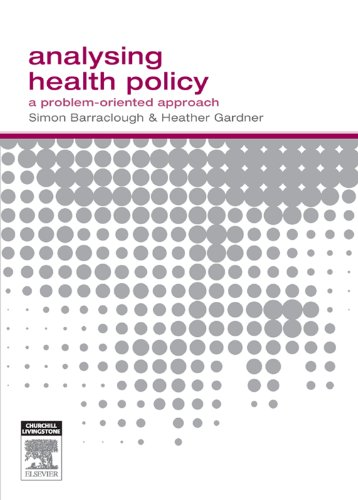 Analysing Health Policy: A Problem-Oriented Approach Pdf