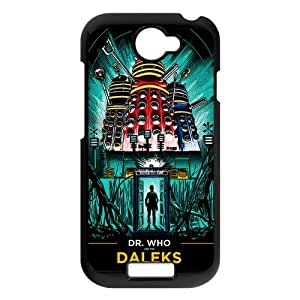Teentopvogue Doctor Who Daleks Limited Collector's Edition HTC One S Case Back Cover Protector